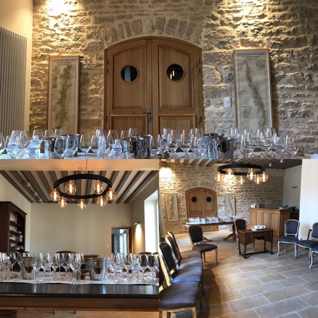 contact Burgundy Wine School