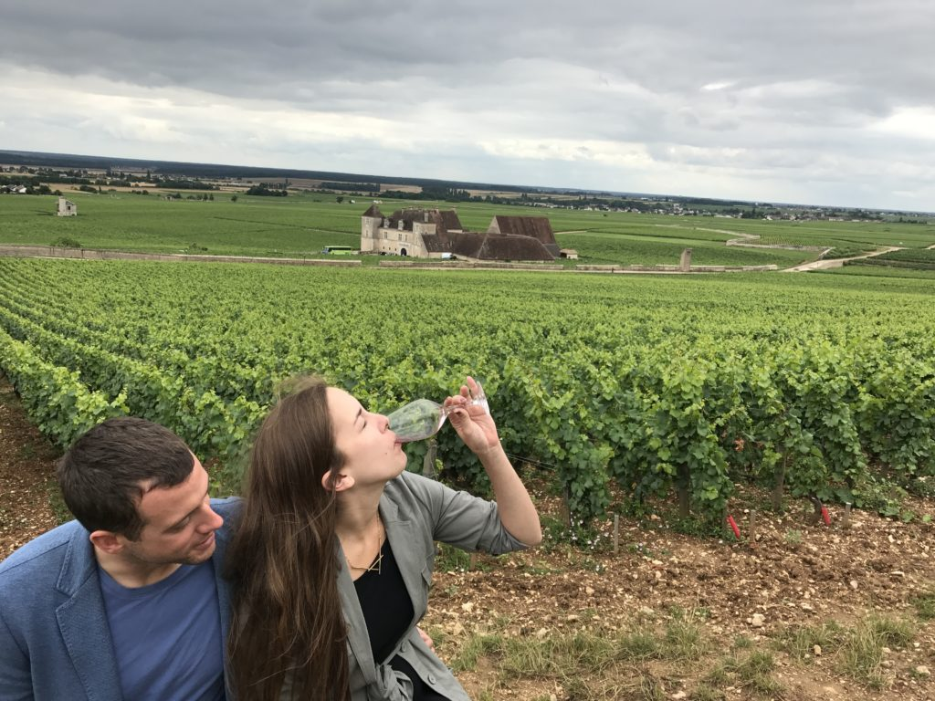 4h Experience inside and outside Burgundy